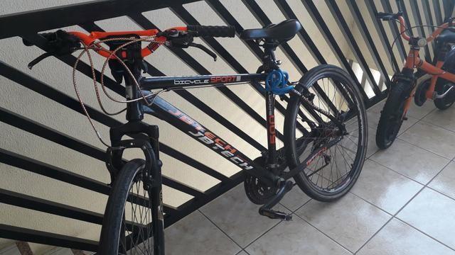 Bicicleta de pedal