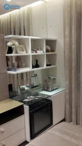 Apartamento com 4 dormitórios à venda, 182 m² por R$ 1.500.000,00 - Guararapes - Fortaleza - Foto 11