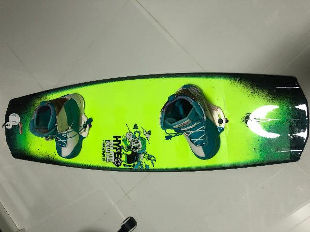 Kit Wakeboard (prancha + colete + capacete) - Foto 4