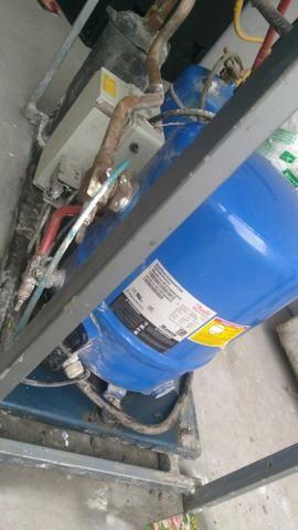 Compressor Danfoss - Kit completo Ar condicionado - Foto 3