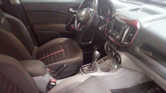 Fiat-Toro freedom 1.8 aut+Gnv Financiamos sem comprovação de renda - Foto 9