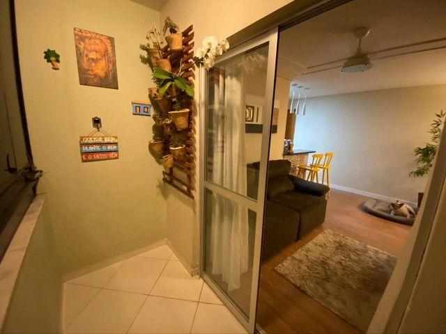 LO- Lindo apartamento de 02 quartos na Praia das Gaivotas - Foto 3