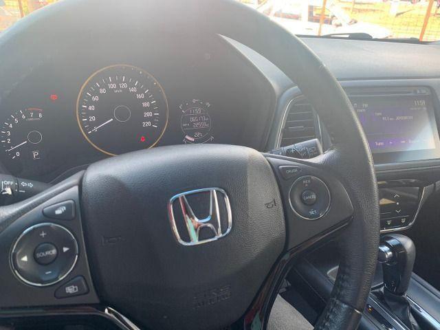 HR-V Touring 1.8 Flexone 16V 5p Aut 2018 - Foto 4