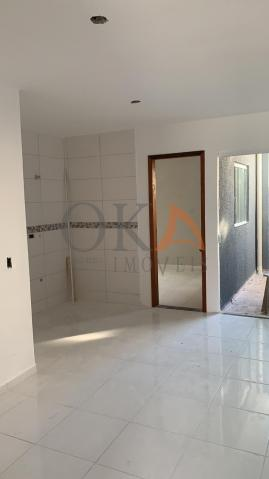 Casa aprox. 35m² 02 Dormitórios no Tatuquara é na Oka Imóveis - Foto 5