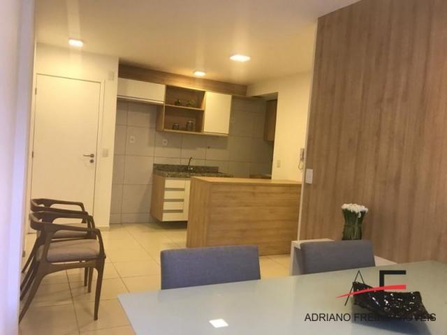 Apartamento mobiliado com 2 quartos no Centro de Guaramiranga - Foto 6