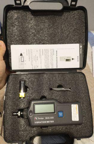 MVA-400 medidor digital de vibração - Foto 2
