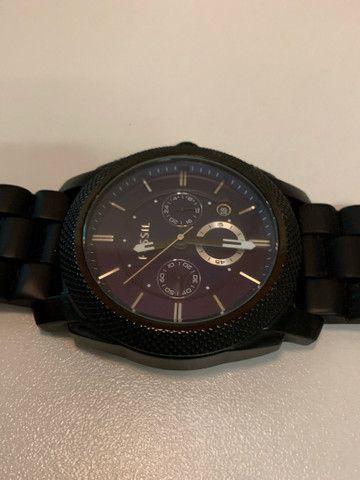 Relógio Fossil Azul - Foto 2