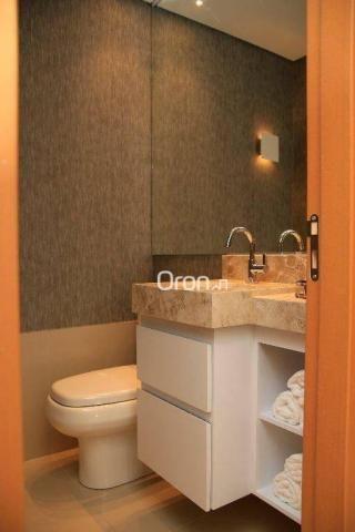 Apartamento com 3 dormitórios à venda, 94 m² por R$ 451.000,00 - Jardim Atlântico - Goiâni - Foto 13