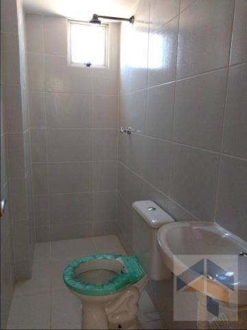 Apartamento com 3 dormitórios à venda, 112 m² por R$ 485.000,00 - Bessa - João Pessoa/PB - Foto 16