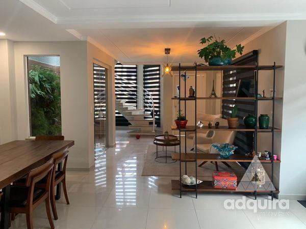 Casa sobrado com 3 quartos - Bairro Estrela em Ponta Grossa - Foto 15