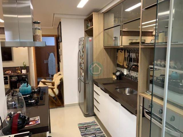 Apartamento com 3 dormitórios à venda, 73 m² por R$ 545.000,00 - Monte Castelo - Campo Gra - Foto 17