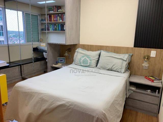 Apartamento com 3 dormitórios à venda, 73 m² por R$ 545.000,00 - Monte Castelo - Campo Gra - Foto 6