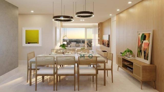 Apartamento com 3 dormitórios à venda, 112 m² por R$ 875.000 - Aldeota - Fortaleza/CE - Foto 13