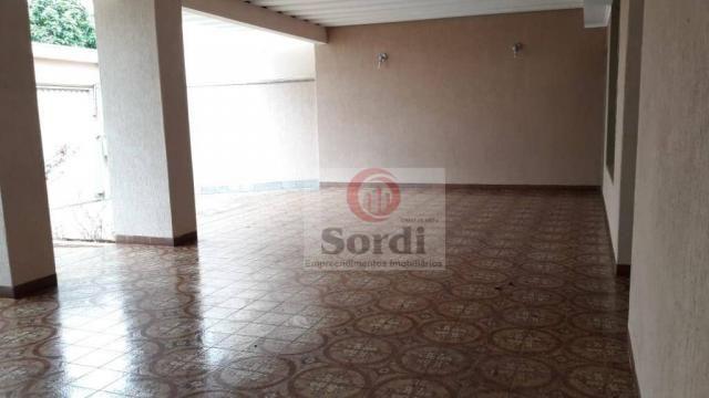 Casa com 3 dormitórios à venda, 384 m² por R$ 730.000 - Jardim Paulista - Ribeirão Preto/S - Foto 3