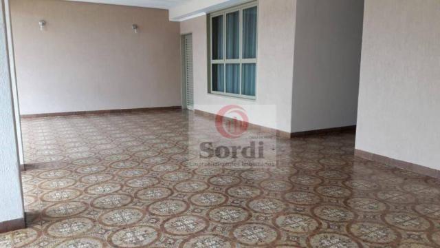 Casa com 3 dormitórios à venda, 384 m² por R$ 730.000 - Jardim Paulista - Ribeirão Preto/S - Foto 4