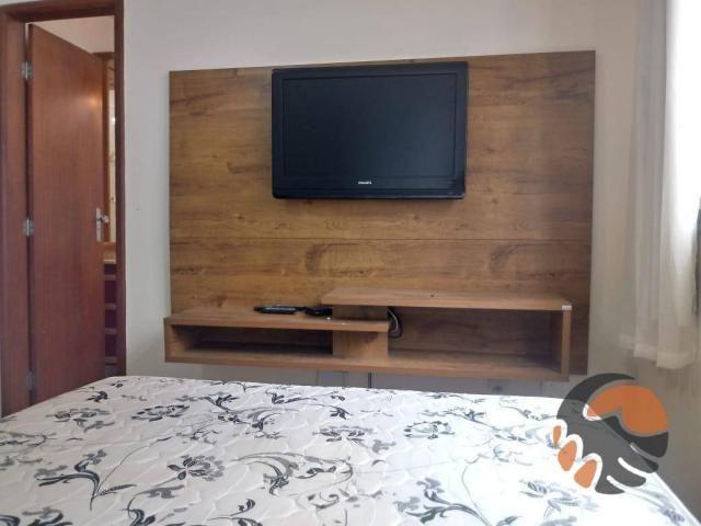 Apartamento com 3 quartos para alugar anual, 170 m² - Centro - Guarapari/ES - Foto 12