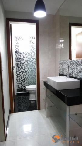 Apartamento com 1 quarto para alugar, 65 m² - Praia do Morro - Guarapari/ES - Foto 9