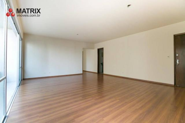 Apartamento com 4 dormitórios para alugar, 159 m² por R$ 2.950,00/mês - Água Verde - Curit - Foto 7