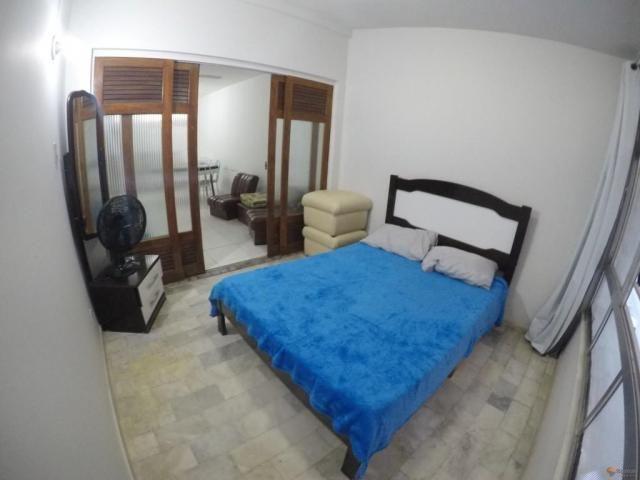 Apartamento com 1 quarto para alugar TEMPORADA - Centro - Guarapari/ES - Foto 2