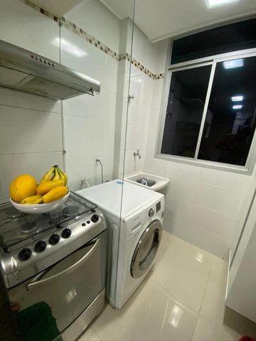 LO- Lindo apartamento de 02 quartos na Praia das Gaivotas - Foto 9