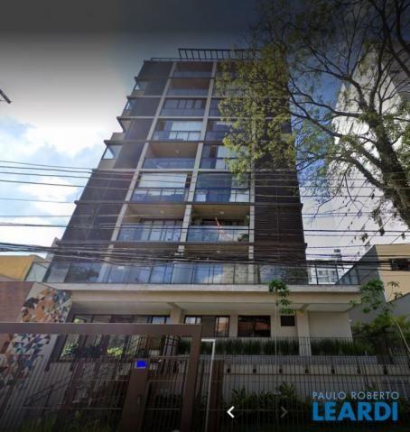 Apartamento à venda com 1 dormitórios em Pinheiros, São paulo cod:603776 - Foto 12