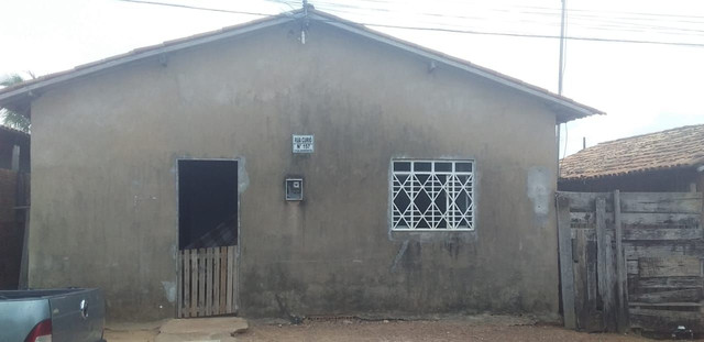 Casa no km 40 vila diamante sao João do Araguaia
