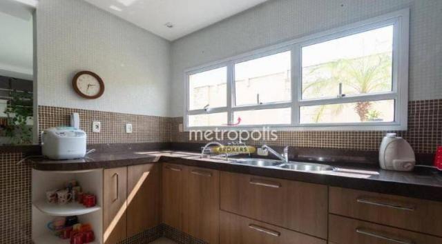 Sobrado para alugar, 427 m² por R$ 8.400,00/mês - Cerâmica - São Caetano do Sul/SP - Foto 11