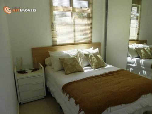 Apartamento à venda com 3 dormitórios em Conjunto califórnia, Belo horizonte cod:577949 - Foto 8