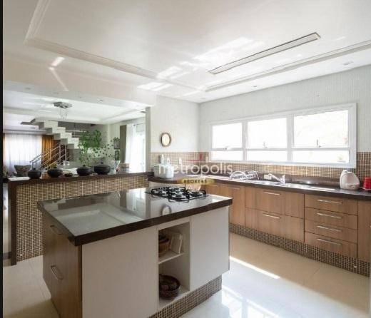 Sobrado para alugar, 427 m² por R$ 8.400,00/mês - Cerâmica - São Caetano do Sul/SP - Foto 10