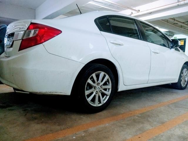 Honda Civic lxl ágio ou quitado! leia o anúncio - Foto 4