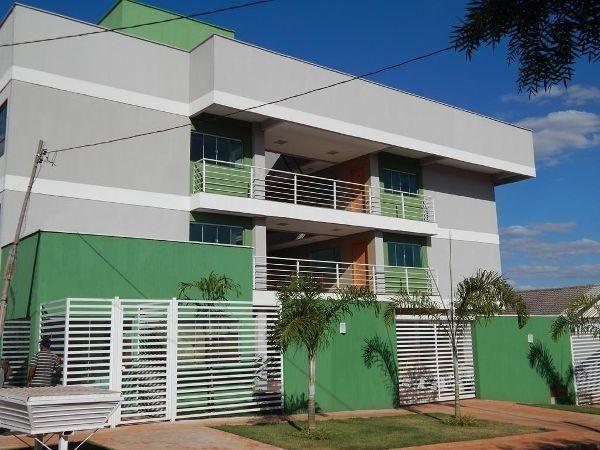Apartamento com 1 quarto no Residencial Luisa Borges - Bairro Conjunto Vera Cruz em Goiân