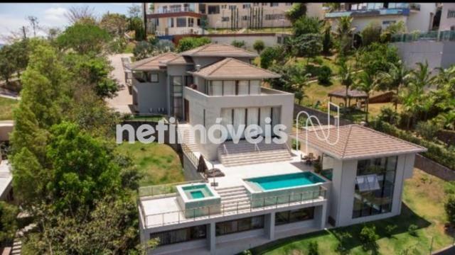 Casa à venda com 4 dormitórios em Vila alpina, Nova lima cod:773404