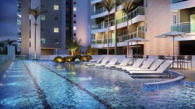 Apartamento residencial à venda, Guararapes, Fortaleza. - Foto 17