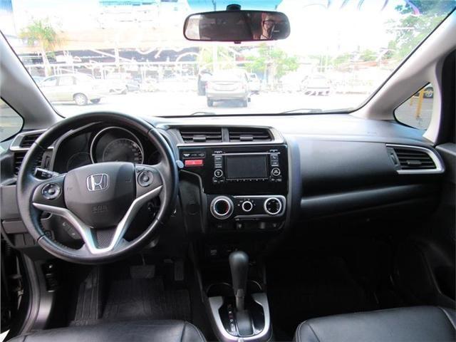 Honda Fit 1.5 ex 16v flex 4p automático - Foto 8