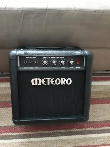 Amplificador de contrabaixo meteoro 15w - Foto 4