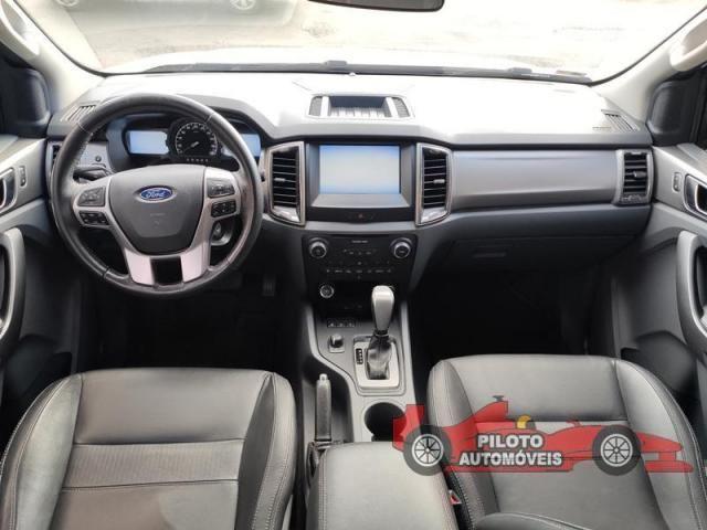 Ford Ranger XLT 3.2 20V 4x4 CD Diesel Aut. - Foto 7