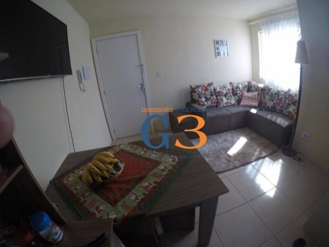 Apartamento com 2 dormitórios à venda, 45 m² por R$ 125.000,00 - Vila Braz - Rio Grande/RS - Foto 6
