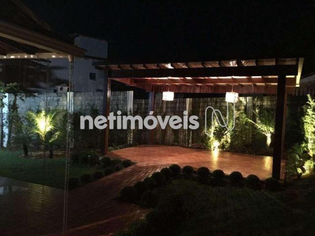 Casa de condomínio à venda com 3 dormitórios em Francisco pereira, Lagoa santa cod:759734 - Foto 5