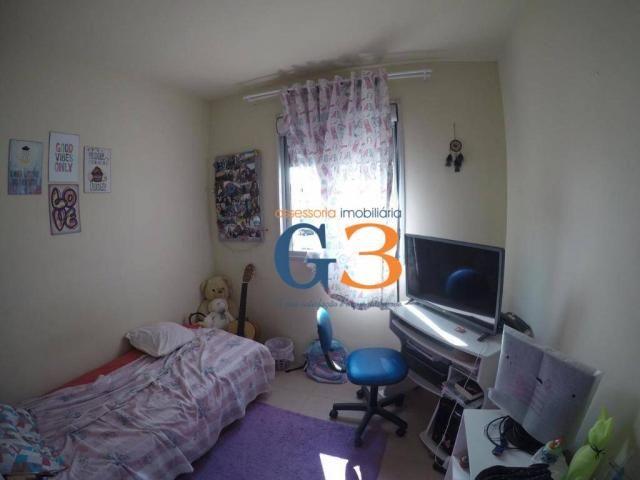 Apartamento com 2 dormitórios à venda, 45 m² por R$ 125.000,00 - Vila Braz - Rio Grande/RS - Foto 11