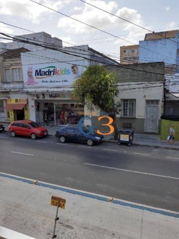 Apartamento com 1 dormitório para alugar, 40 m² por r$ 750/mês - centro - pelotas/rs - Foto 2
