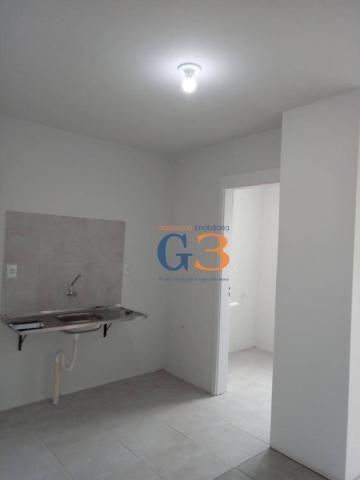 Apartamento 1 dormitório à venda, 45 m² por R$ 125.000 - Fragata - Pelotas/RS - Foto 3