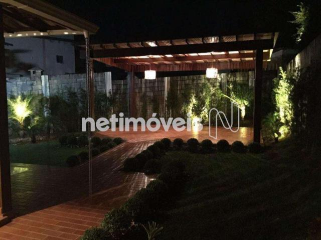 Casa de condomínio à venda com 3 dormitórios em Francisco pereira, Lagoa santa cod:759734 - Foto 9
