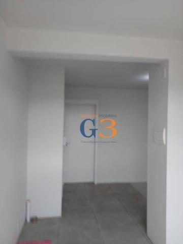 Apartamento 1 dormitório à venda, 45 m² por R$ 125.000 - Fragata - Pelotas/RS - Foto 7