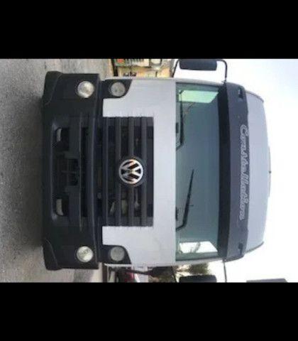 Vw 24250 Cabine Leito Bi Truck 4o Eixo Direcional<br><br> - Foto 8