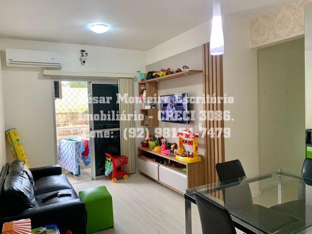 Parque 10 - apartamento 3 quartos - Condomínio Jardim Itapoã - Foto 2