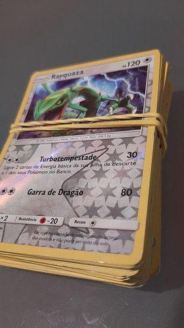 Buster de carta pokemon de 60 cartas sortidas - Foto 3