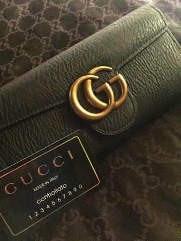 Vendo está Porta cartão da Gucci porta cartão da Gucci - Foto 2