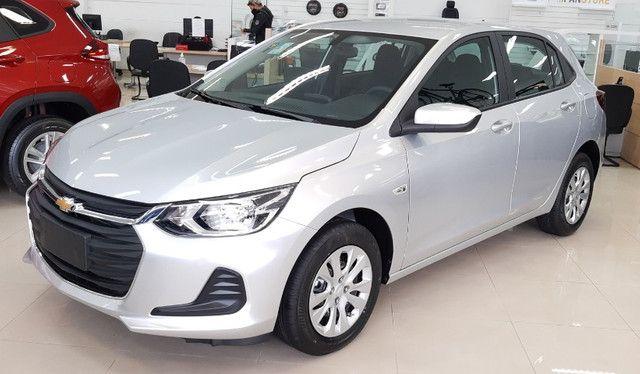 Ônix Turbo Automático - Potência de 1.6 com Mais Economia - Bônus de Fábrica - 0 km