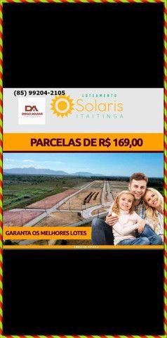 Loteamento Solaris em Itaitinga $%¨&*( - Foto 3