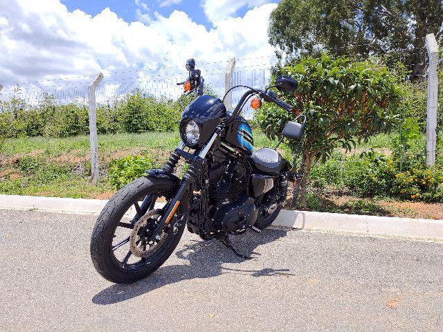 Harley Davidson Iron 1200 2019 - Foto 6